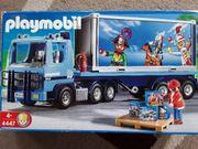 playmobil LKW Auflieger Container 4447