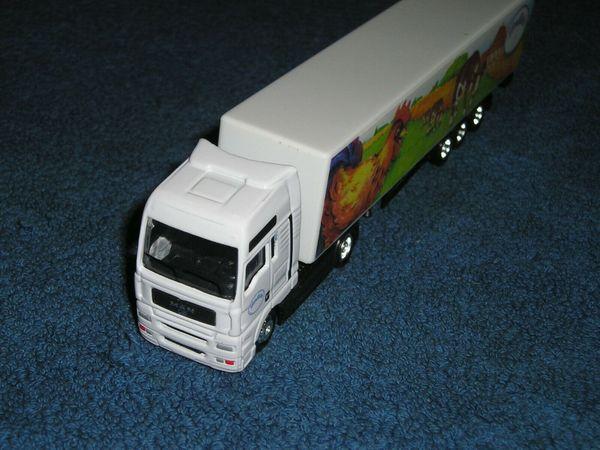 Werbe LKW Landliebe für Modellbahn