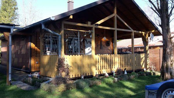 Wochenendhaus Ferienhaus in Puttelange aux