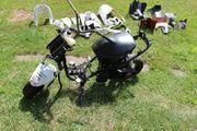 2 Roller Scooter MBK als