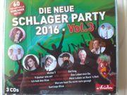 CD - Die neue Schlager Party - 2016
