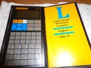 Langenscheidts Wörterbuch Computer Englisch