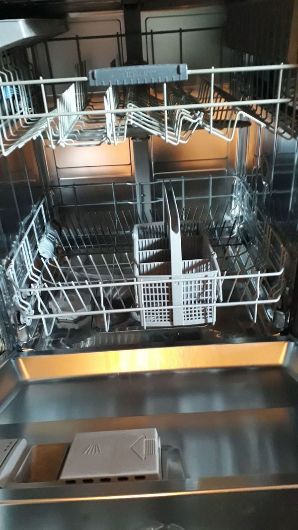 Siemens Einbau Geschirrspülmaschine Sehr Gepflegt