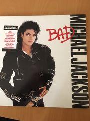 Michael Jackson LP - Bad