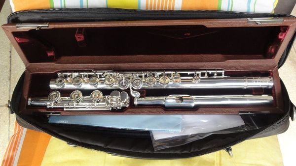 SANKYO-Flöte NEU