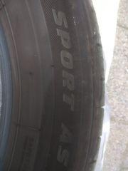 4x Bridgestone SPORT Sommer Reifen