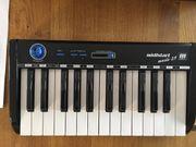 USB-Keyboard Midistart 25