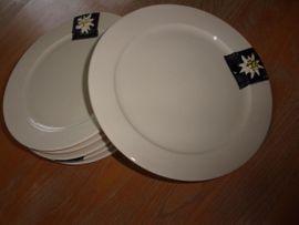 Gastronomie, Ladeneinrichtung - Teller