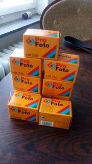 Farbfilme Pro Foto