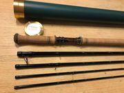Burkheimer Spey rod 10153-4v 15