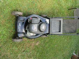 Benzinmotor Rasenmäher Briggs Stratton 4-Takt: Kleinanzeigen aus Karlsbad - Rubrik Gartengeräte, Rasenmäher