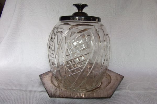 Kristallbowle