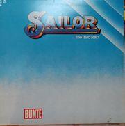 Sailor LP mit Cover unbespielt