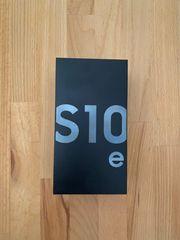 Samsung S10e 128GB Schwarz