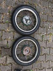 Laufradsatz Simson Schwalbe