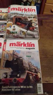 Märklin Magazine Sammlung 30 Stck