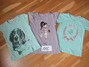 Kurzarmshirt T Shirt Größe 116
