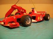 RC Ferrari F1 von Nikko