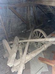 Heuwagen Leiterwagen