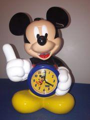Wecker Micky Maus 30 cm