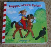 Buch Hoppe hoppe Reiter