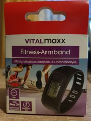 Fitness-Armband der Marke VITAL MAXX