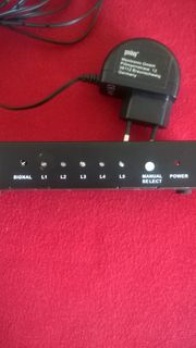 Neuwertiger HDMI Switch von Goobay