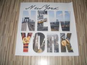 Poster Tapete New York 97x97