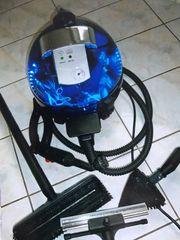 Dampfreiniger Vapor Star 2000 Bluelight