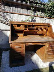 Schreibtisch Sekretär antik
