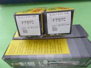 Bosch Zündkerzen F7DTC 0241235108 0242235666