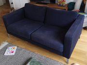 IKEA KARLSTAD 2er Sofa Couch