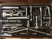 Campagnolo toolbox tool Werkzeug - Koffer