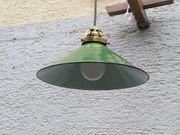 Bauhaus Art Déco Fabriklampe Werkstattlampe