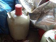 Glasflasche 11kg Voll
