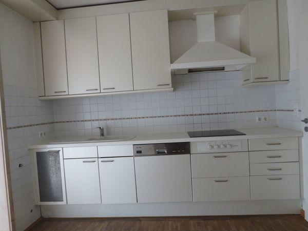 Küche weiß, gebraucht in Erlangen - Küchenzeilen, Anbauküchen kaufen ...
