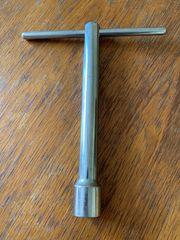 Steckschlüssel für 27 mm Sechskantschrauben
