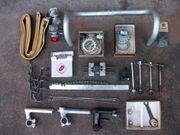 Vintage Rennrad E-Teile 80iger Jahre