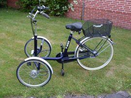 Dreirad für Erachsene