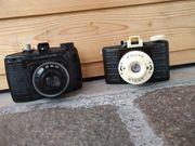 2 alte Kameras
