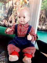 Schildkröt Puppe Sitzbaby Strampelchen 56