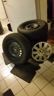 Winterset für Tiguan Dunlop VW