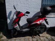 Motorroller Pegasus S 50 GP