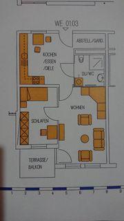 Schramberg-Sulgen 2 Zimmer Küche Bad