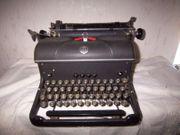 Schreibmaschine TORPEDO rar sammler typewriter