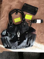 Handtasche mit Geldbeutel