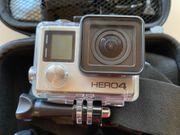Aktion-Kamera - Hero 4