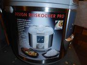 Reiskocher Design Pro von Gastroback