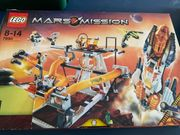 Lego Marsmission