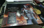 Michael Jackson LP History
